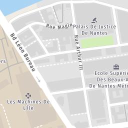 Boulevard Lon Bureau Nantes 44 Commerces boutiques et