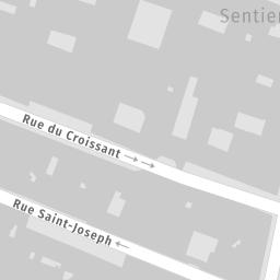 Rue du Croissant, Paris (75) - Commerces, boutiques et ...